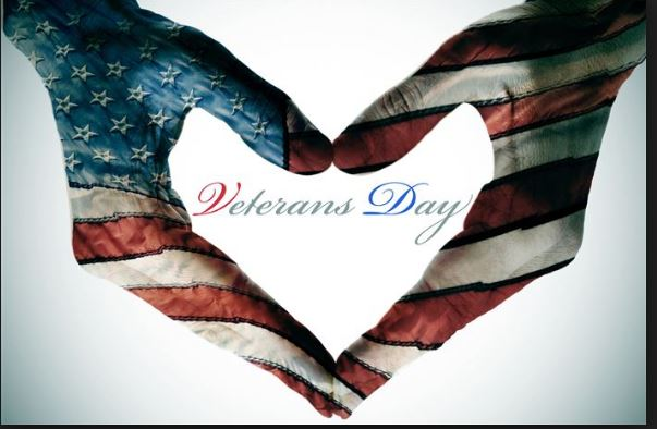 veterans day 2019 facebook post