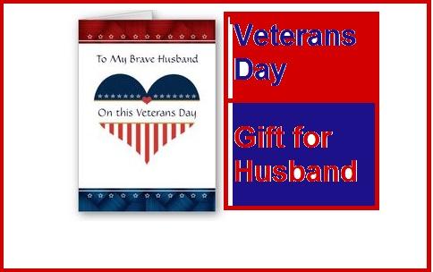 veterans day gift for husband