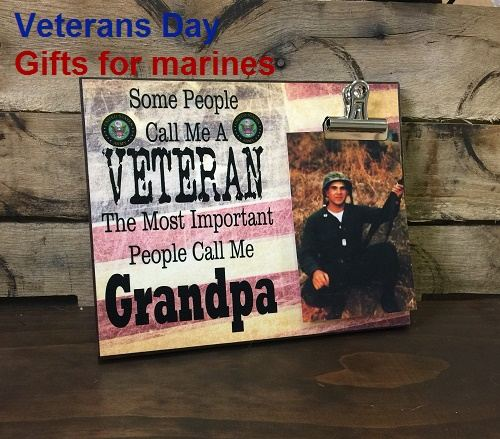 veterans day gifts for marines