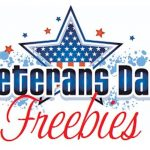 Veterans Day Freebies 2019 and Discounts for 2019